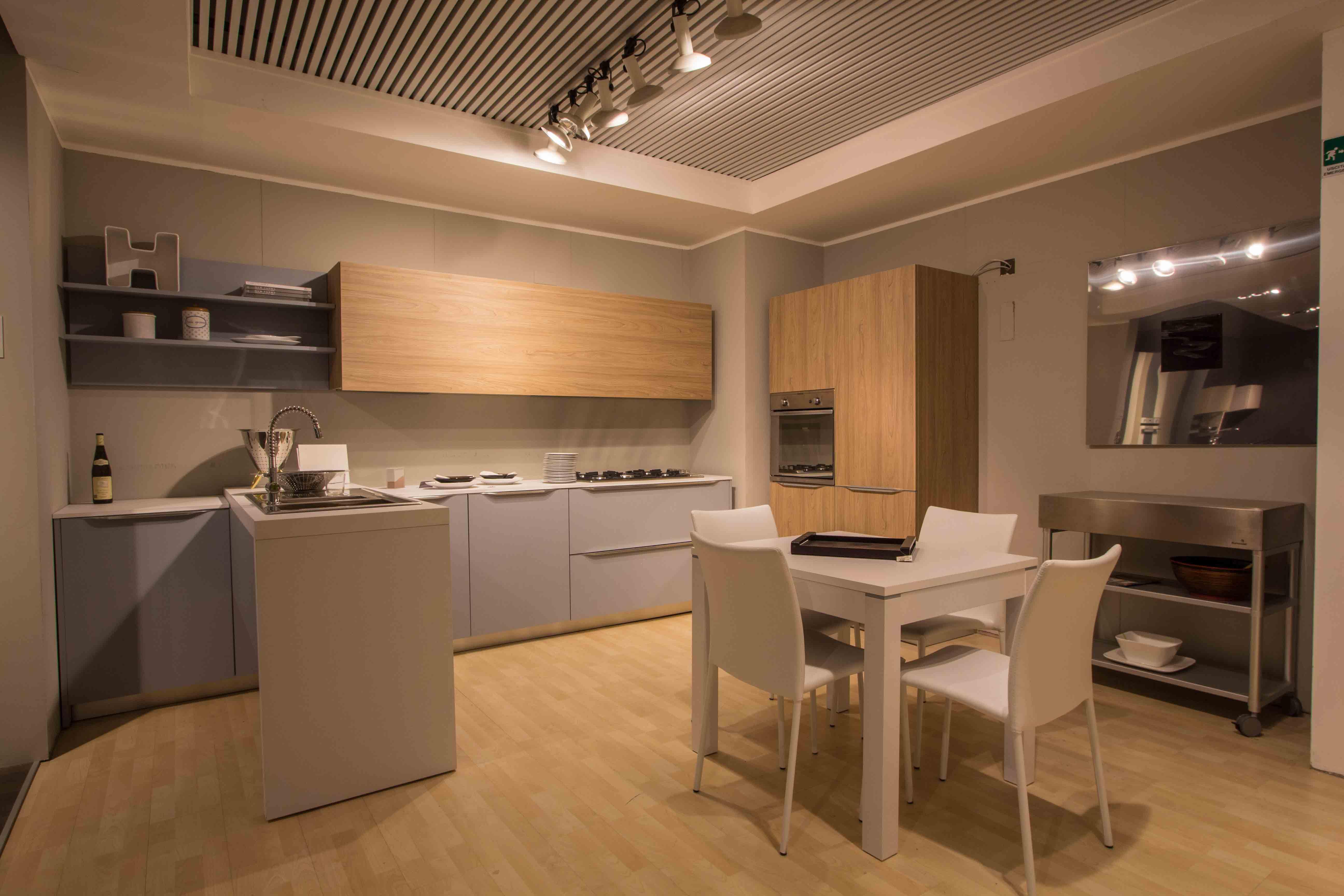 Cucina DEL TONGO - Modello Valencia