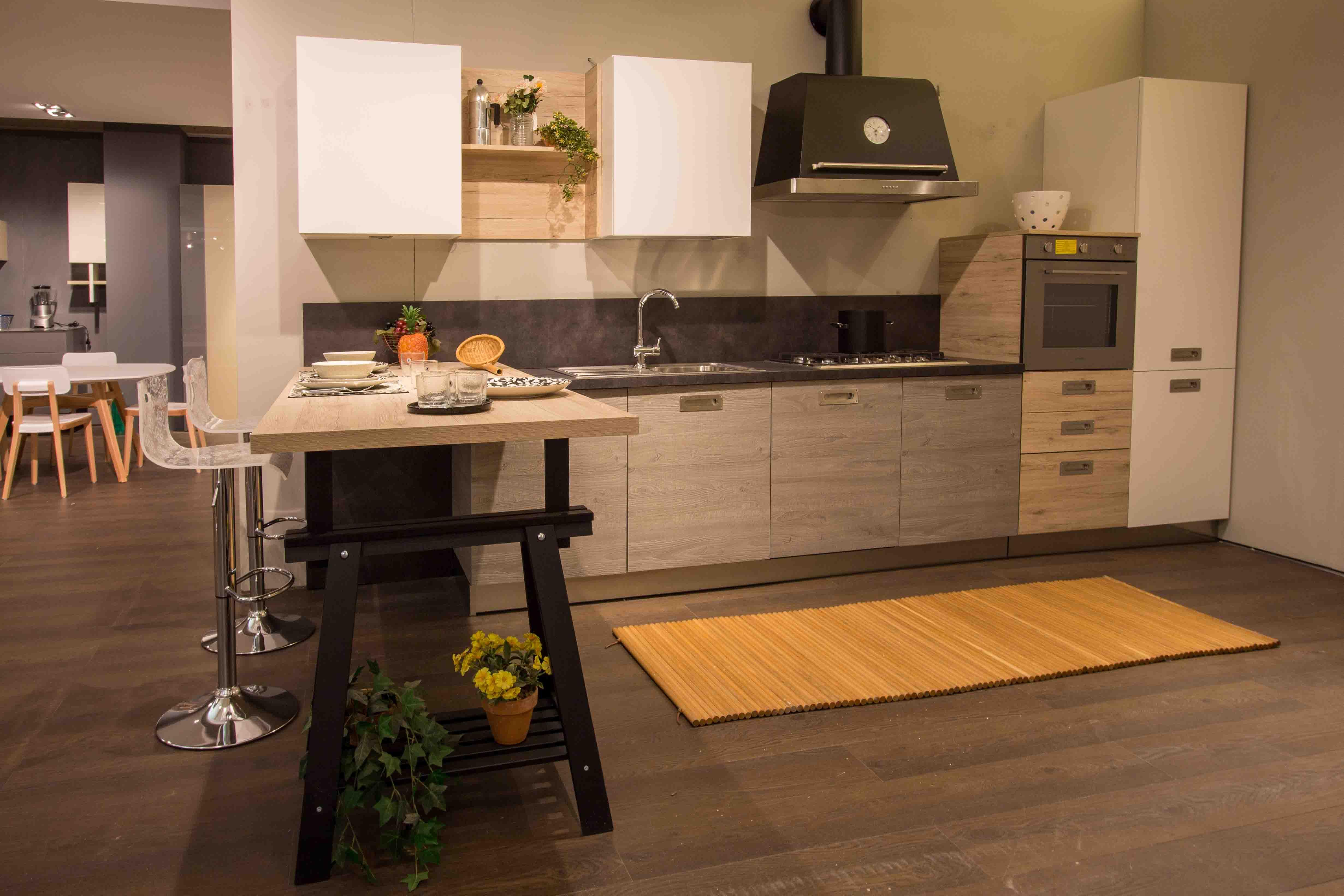 Cucina Gcinque - Modello OSLO